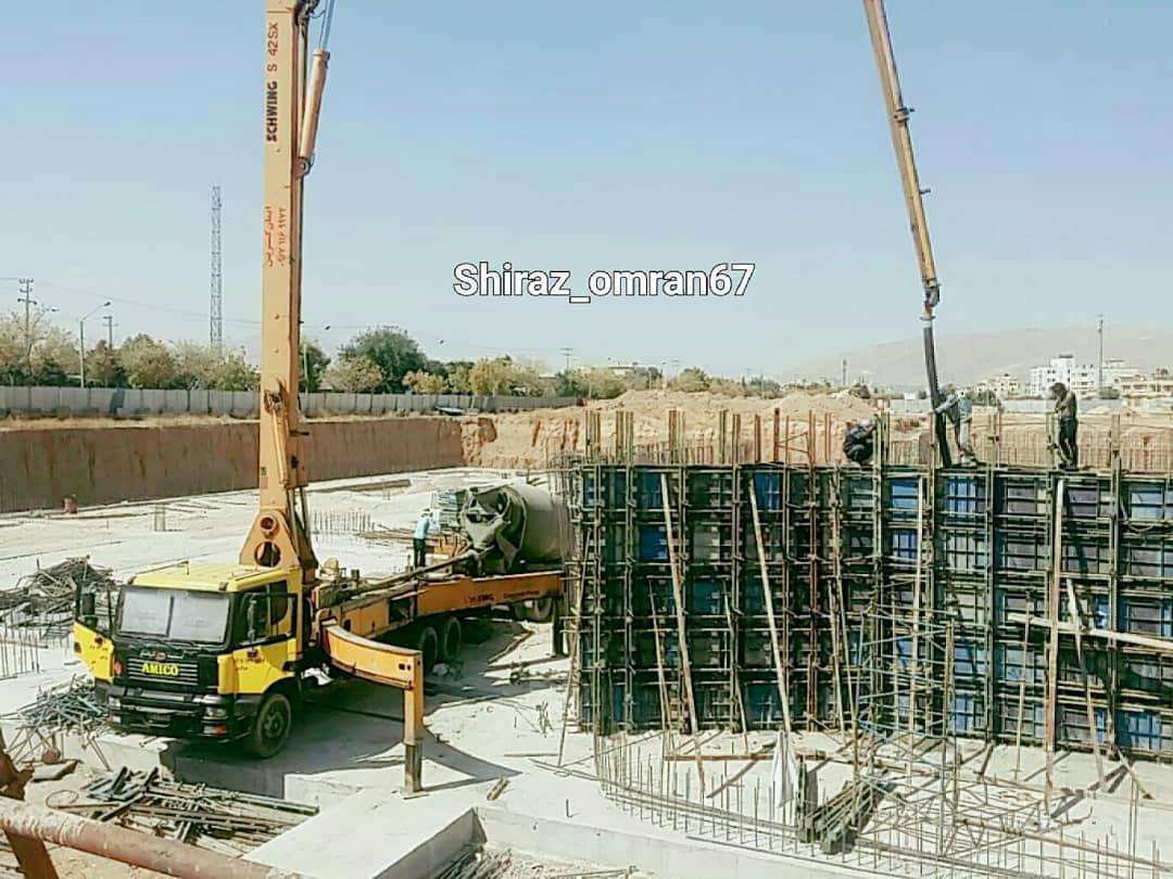 آغاز ساخت پردیس بزرگ سینمایی و تئاتر در کوزهگری شیراز