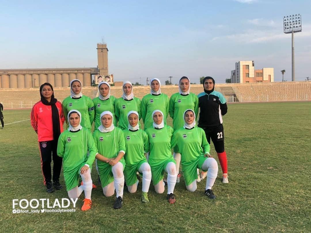 دومین پیروزی شیرازیها در لیگ برتر فوتبال