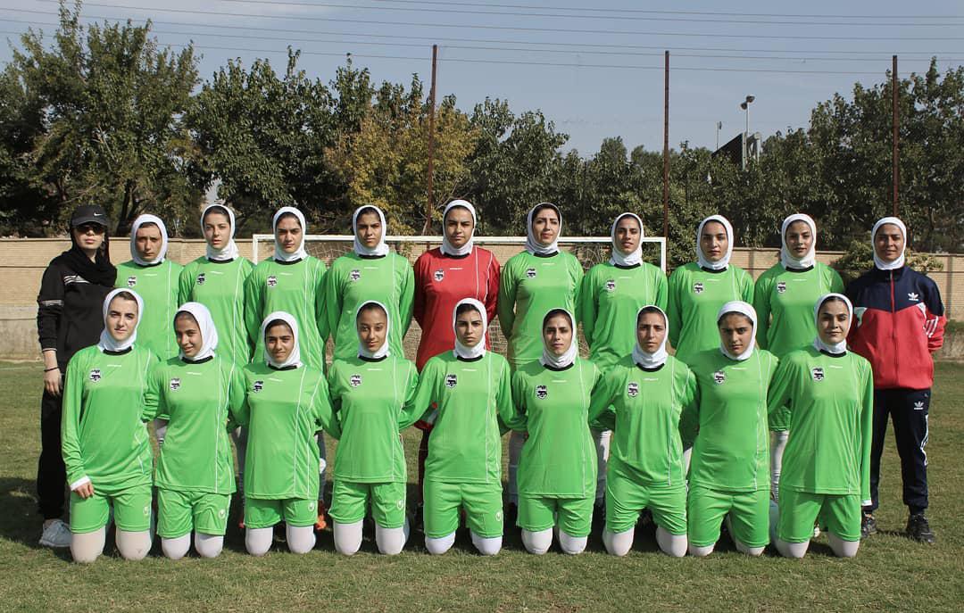 کنارهگیری تیم زاگرس شیراز از لیگ برتر فوتبال زنان ایران