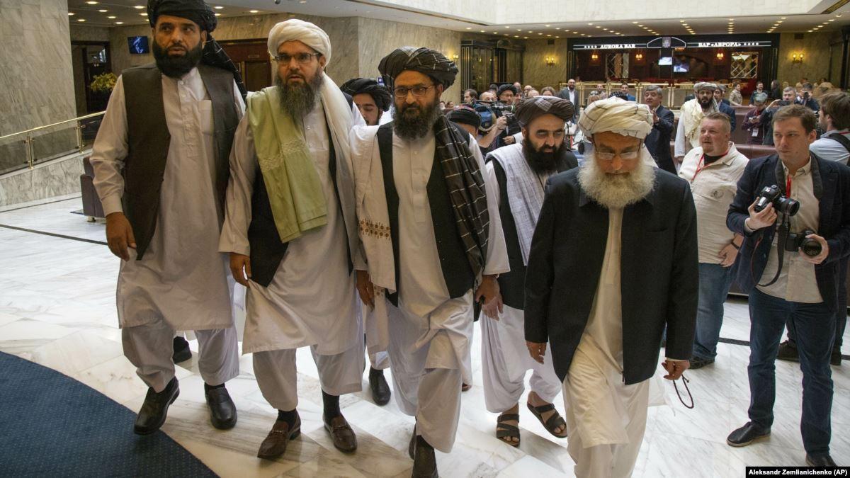 گروه طالبان ترور قاسم سلیمانی را محکوم کرد