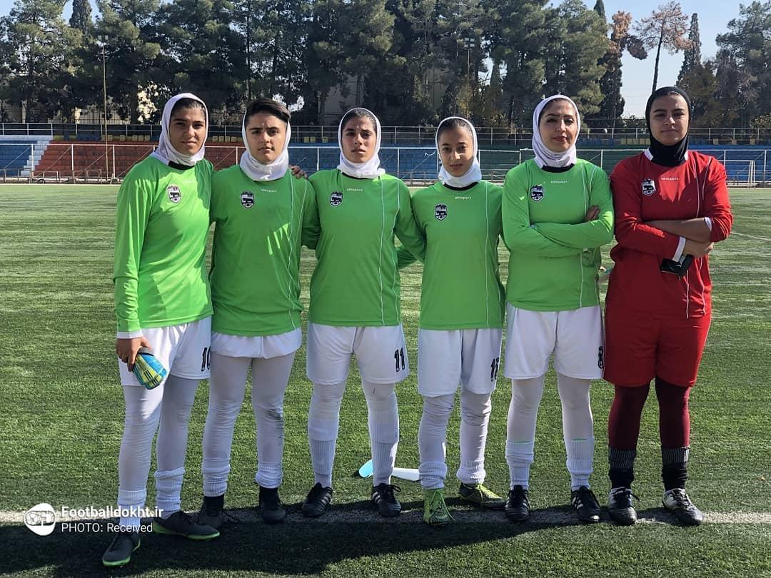 مسئولان شیراز از تیم لیگ برتری فوتبال دختران شیراز حمایت نمیکنند