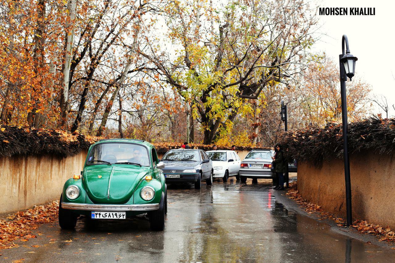 هشدار هواشناسی فارس  در خصوص بارندگیهای ۲۵ و ۲۶ آذر