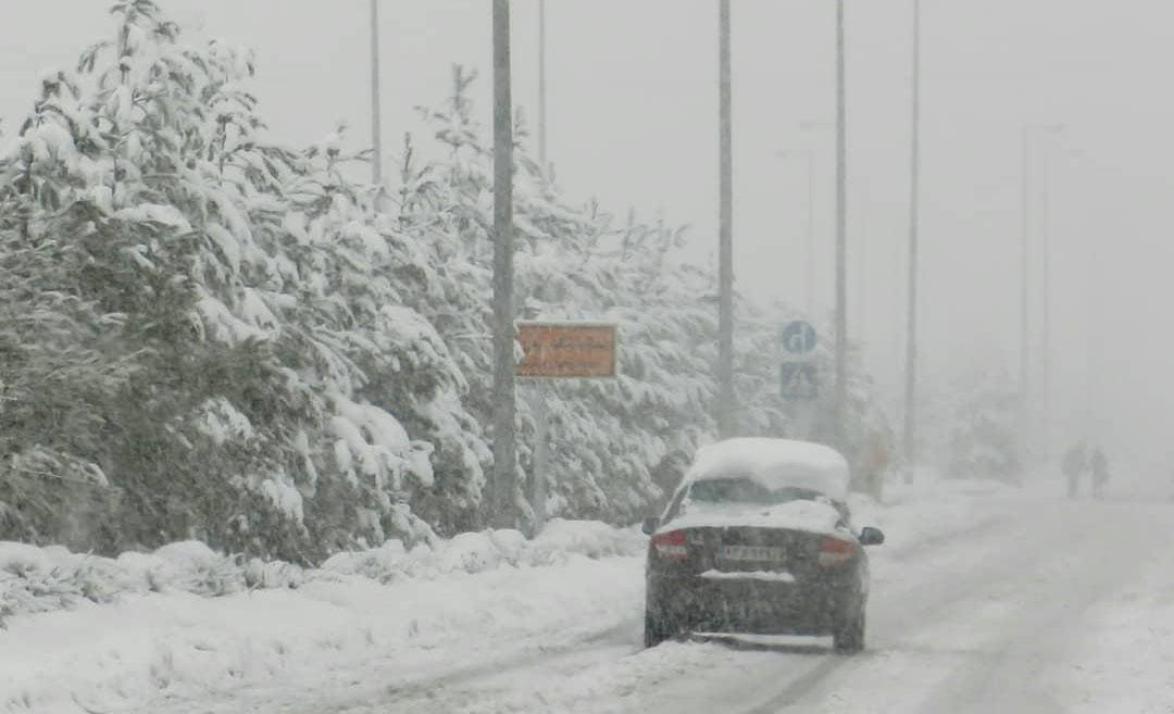 احتمال بارش برف در شیراز چقدر است؟
