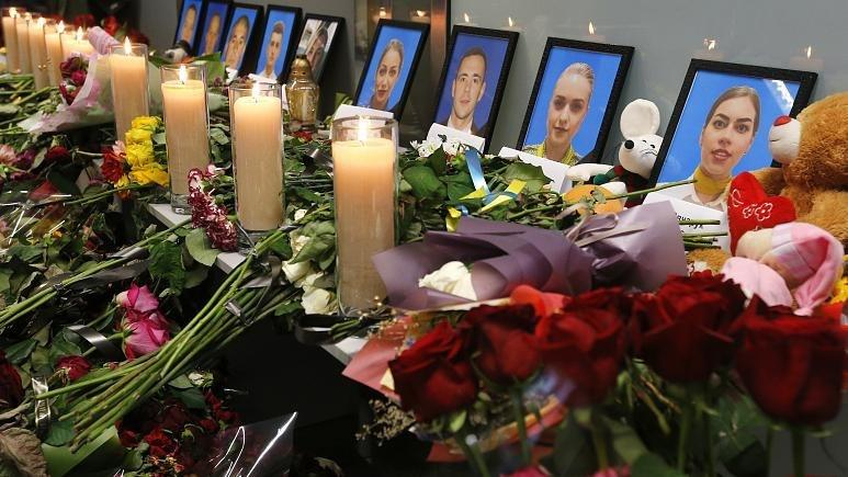 اجساد یازده اوکراینی جانباخته در پرواز ۷۵۲ به کشورشان باز میگردد