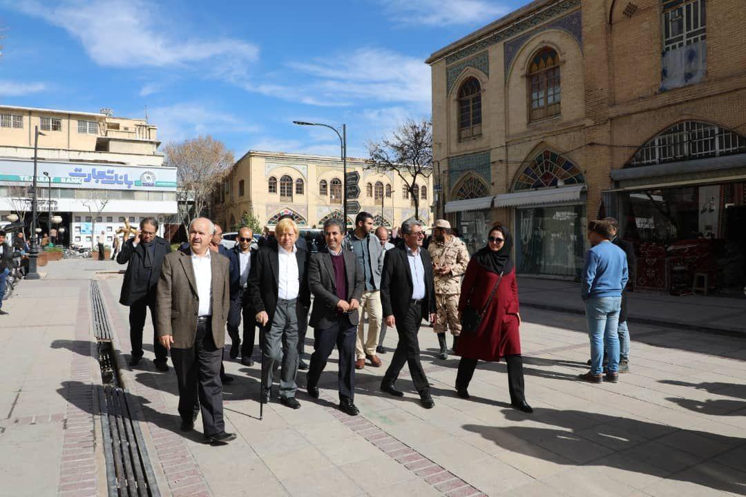 شهردار: بافت تاریخی هویت شیراز است