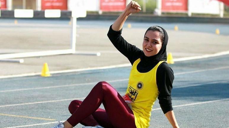فرزانه فصیحی با شکست رکورد دوی ۶۰ متر، سهمیه جهانی گرفت