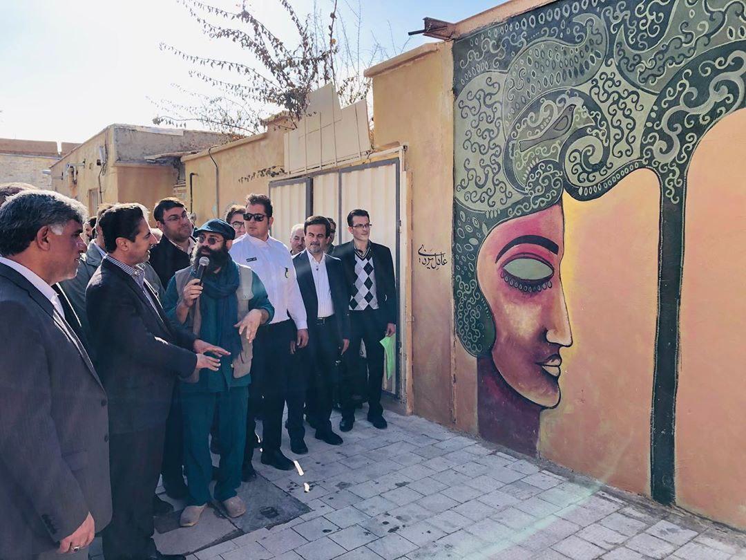 """""""زندگی به بافت تاریخی شیراز باز میگردد"""""""
