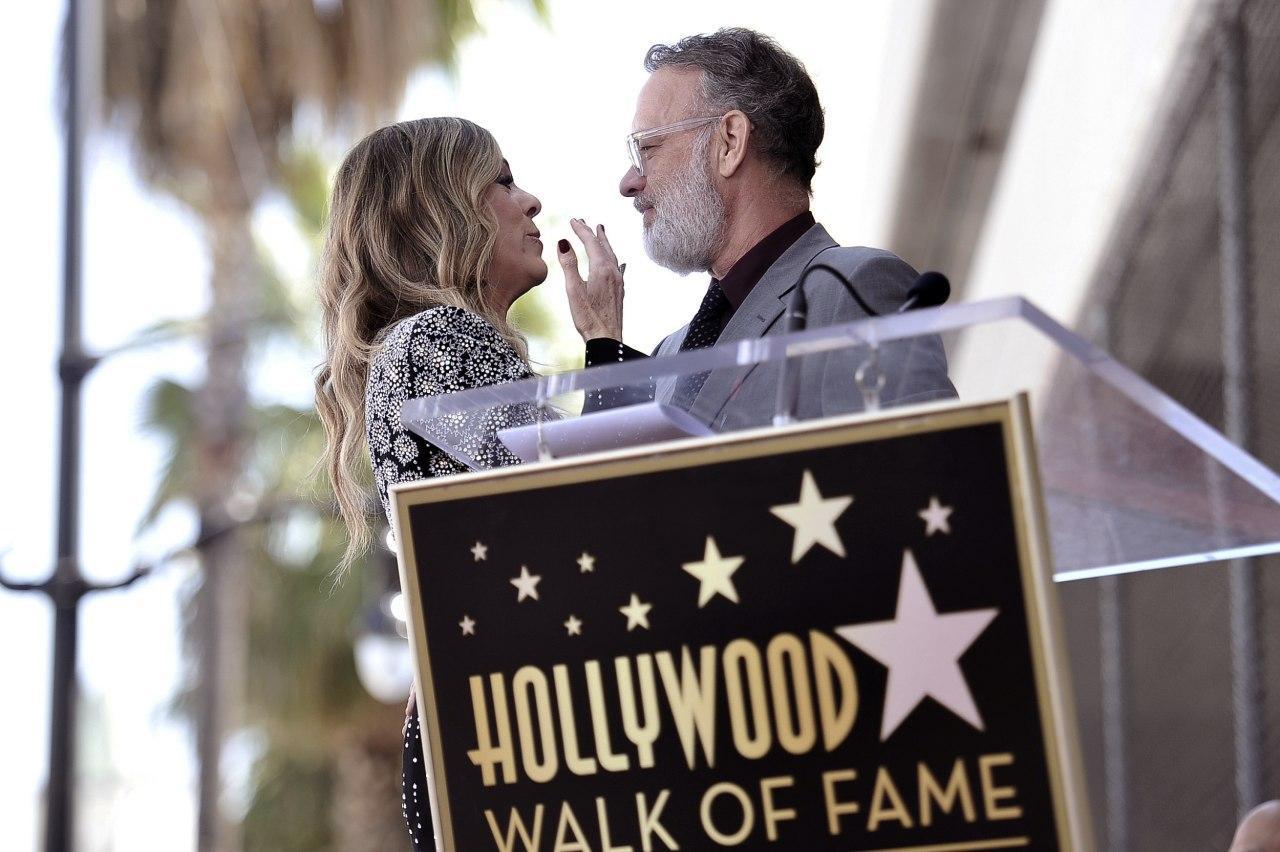 تام هنکس و همسرش به کرونا مبتلا شدند