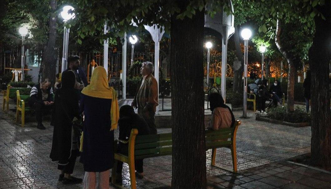 زلزله ۵٫۱ ریشتری تهران را لرزاند
