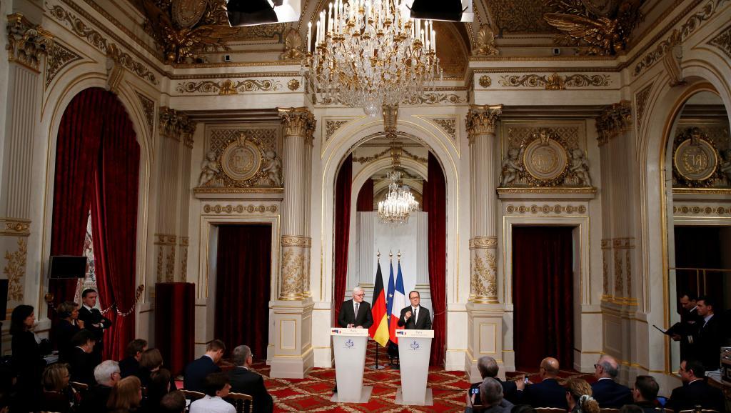 اعلام آمادگی رهبران آلمان و فرانسه برای ساختن آینده اتحادیه اروپای بدون بریتانیا