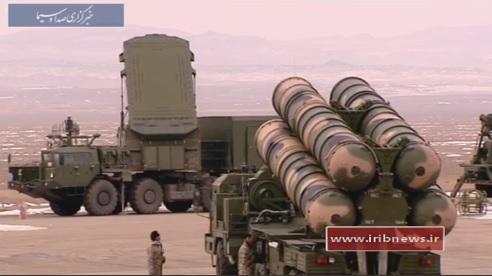سامانه موشکی «اس 300» در کویر مرکزی ایران آزمایش شد