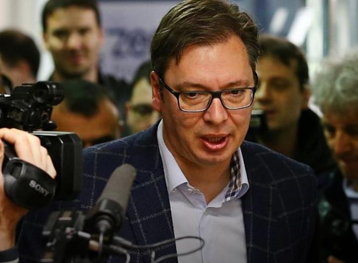 پیروزی الکساندر ووچیچ در انتخابات ریاست جمهوری صربستان