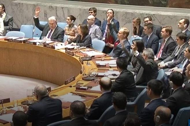 روسیه و چین قطعنامه تحریم سوریه را وتو کردند