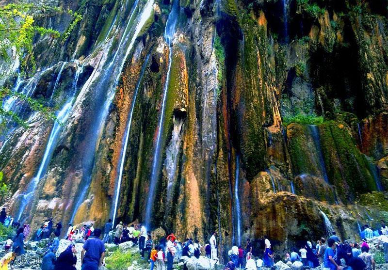 لزوم دخالت استاندار فارس برای بازگشایی ورودی آبشار مارگون