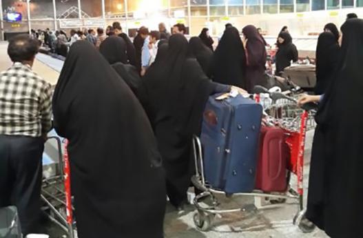 کلاهبرداری هفت میلیارد تومانی از زائران ایرانی کربلا و نجف