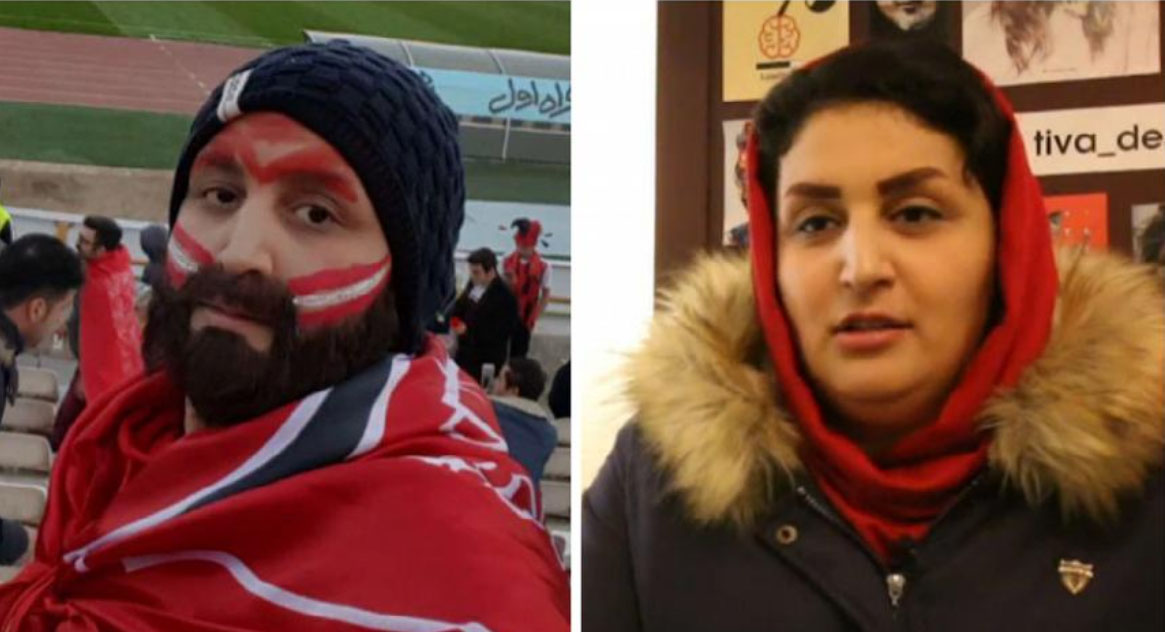 روایت دختر پرسپولیسی از رفتن به «آزادی»: لحظه ورود گریه ام گرفت